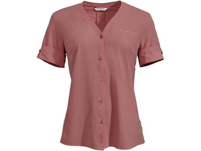 VAUDE Skomer Shirt III Women, dusty rose